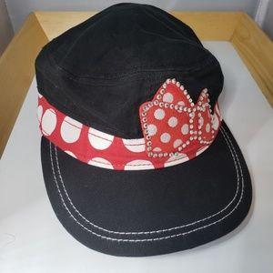Disney Parks Minnie Mouse baseball hat
